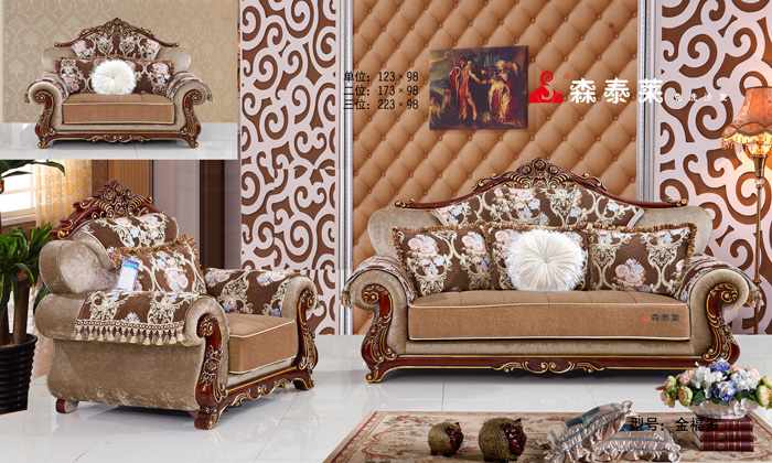 在这个轻装修,重装饰的软装时代,沙发作为客厅中最重要的软装产品之一,其除了有坐、卧的功能外,更是让客厅出彩的重要家具。因而造型时尚、坐感舒适、价格实惠的布艺沙发得到越来越多的国民选购。 对于家具迷们来说,布艺沙发种类较多,挑选时难以下定。小编就从布艺沙发面料、内材、色彩等方面,为您揭开布艺沙发的面子和里子。 面料和填充物 沙发最