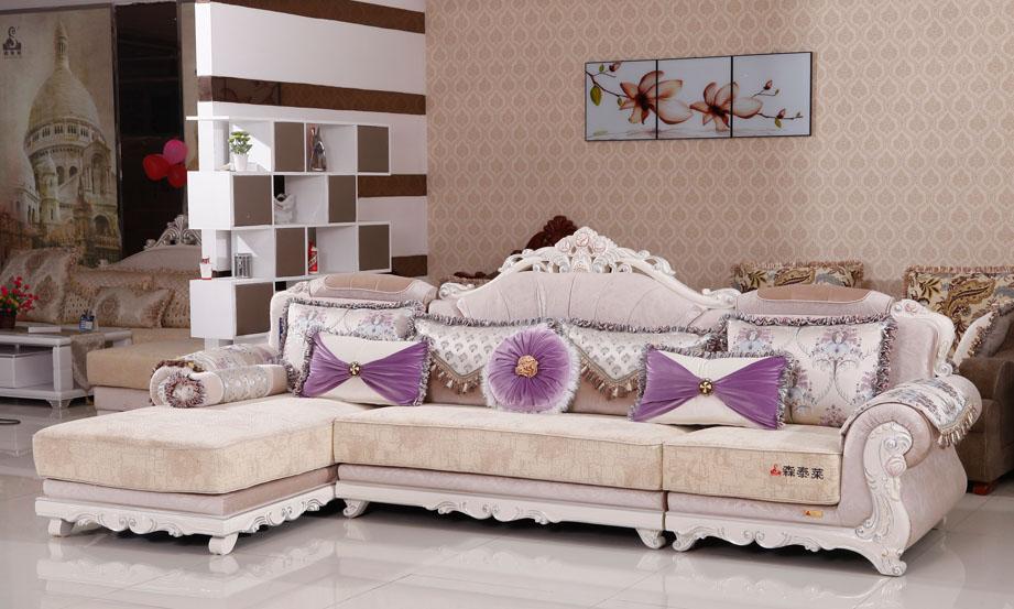 欧式免洗沙发-博莱雅