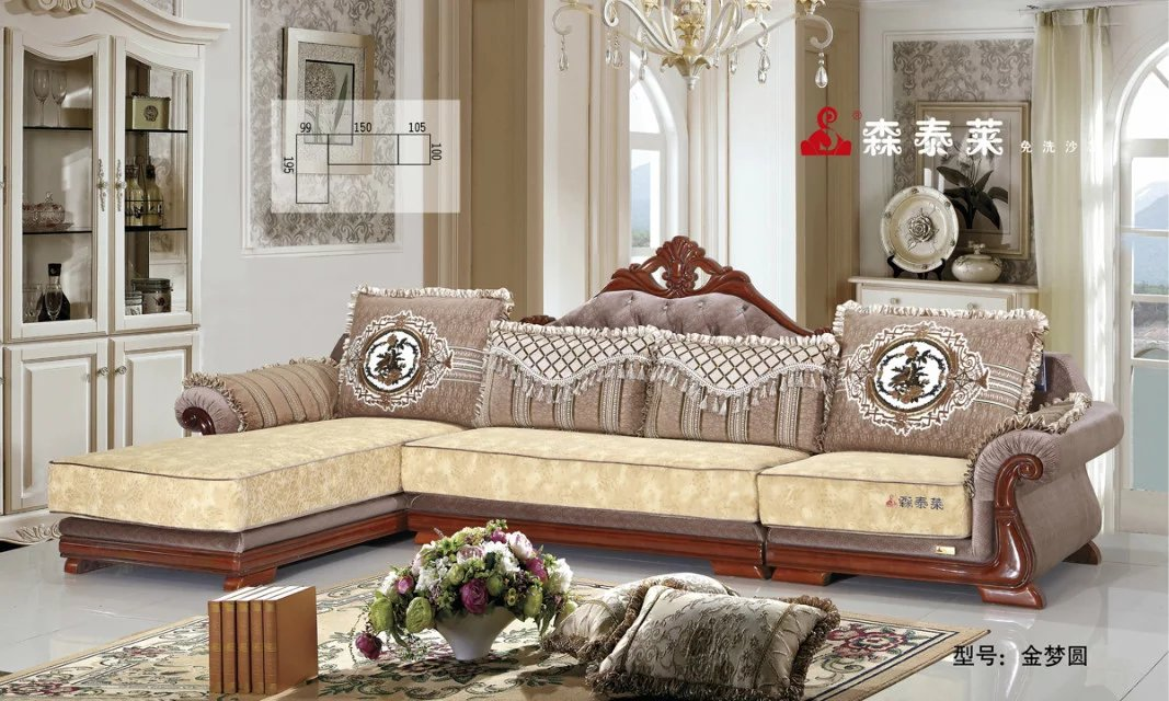 欧式沙发-金梦圆