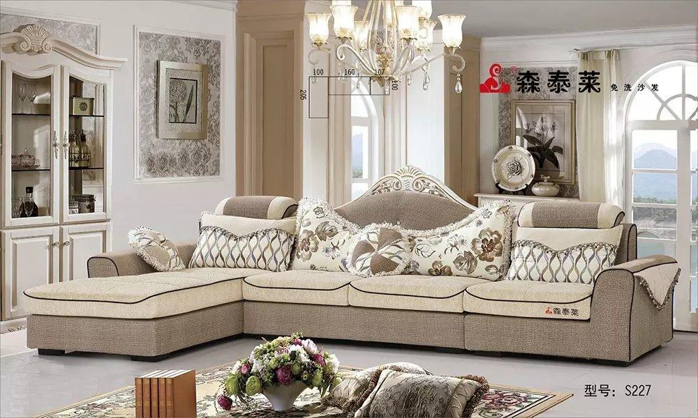休闲沙发-S227